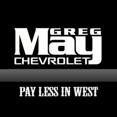 Captivating Greg May Chevy Logo