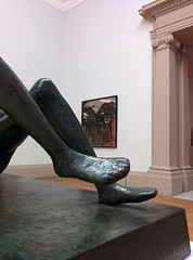 Henry Moore feet