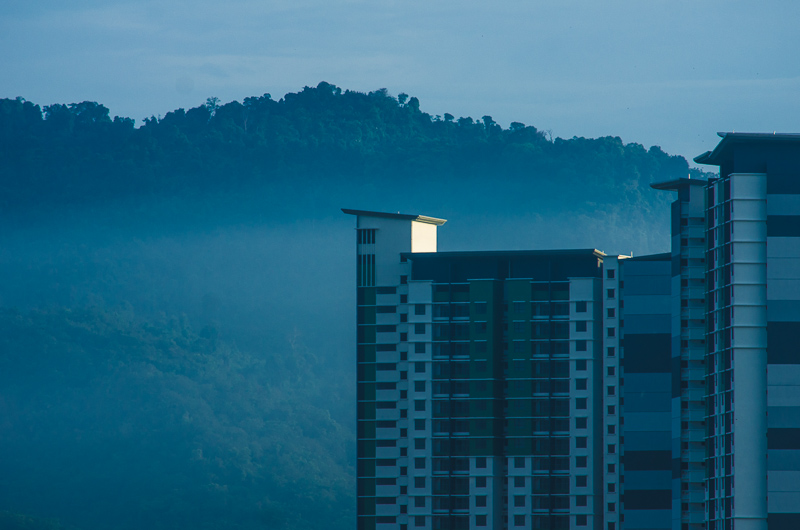 Kajang development, Malaysia