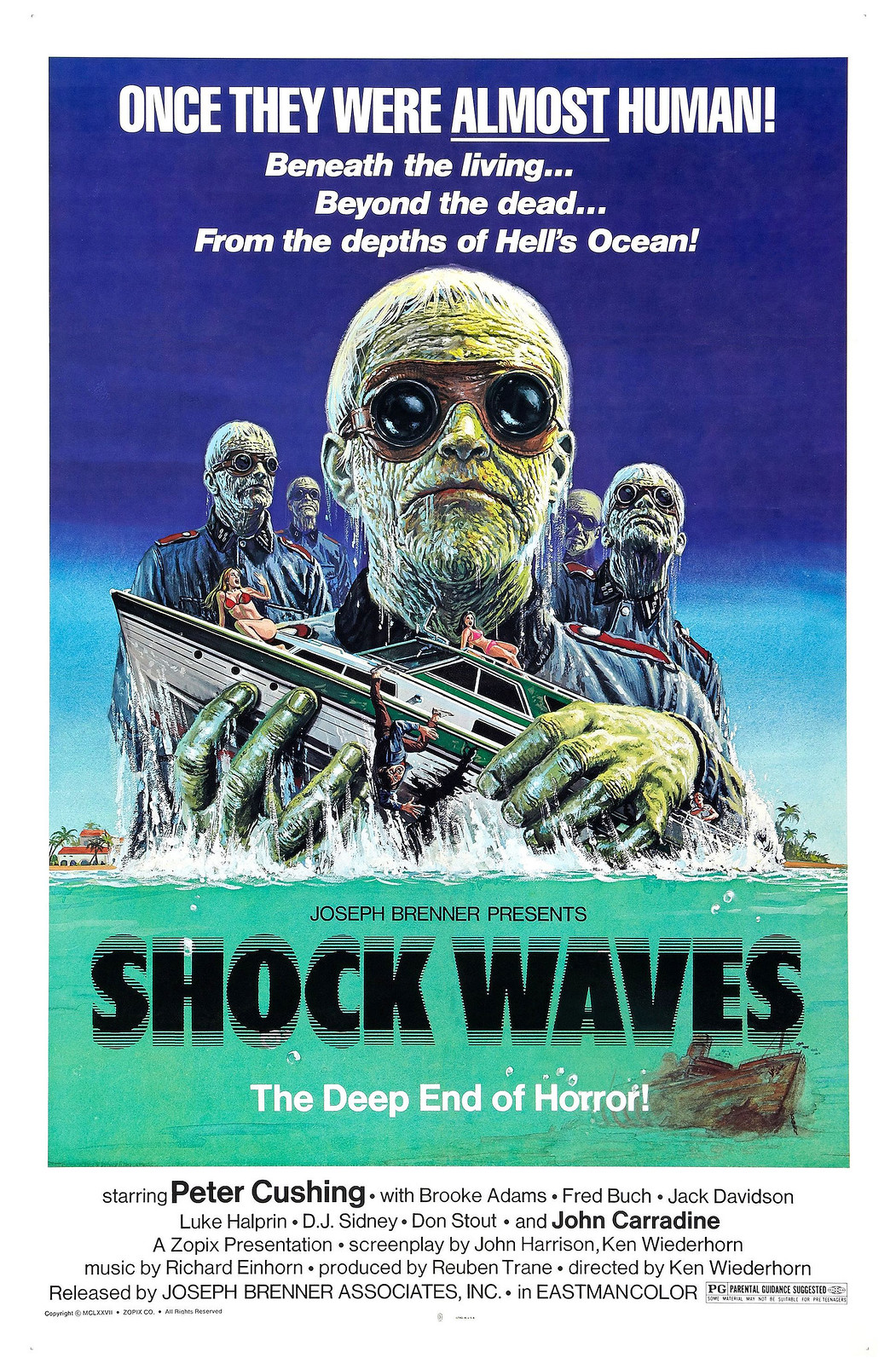 Bob Larkin - Shock Waves (1977)