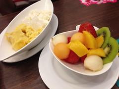 Mango Dessert, Family Vacation at Hong Kong, China