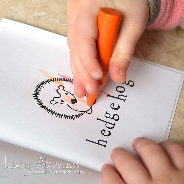 Monogram Colouring Book 5 by Lucy Abrams