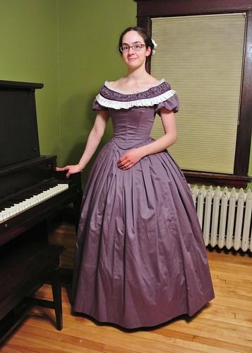 lilac ballgown 010