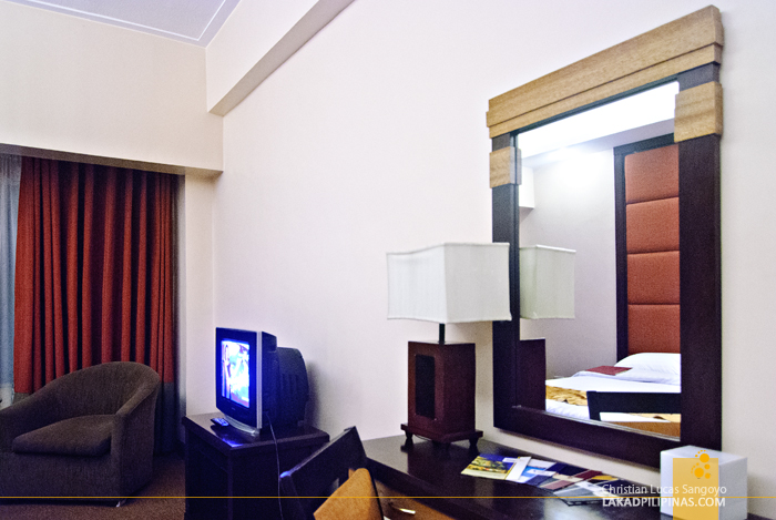 Staycation at Hotel Rembrandt
