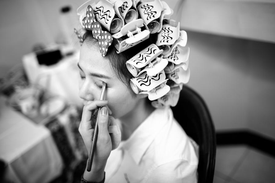 [ 婚禮攝影-文定 ] 安盛 & 士雯 / 高雄漢神巨蛋