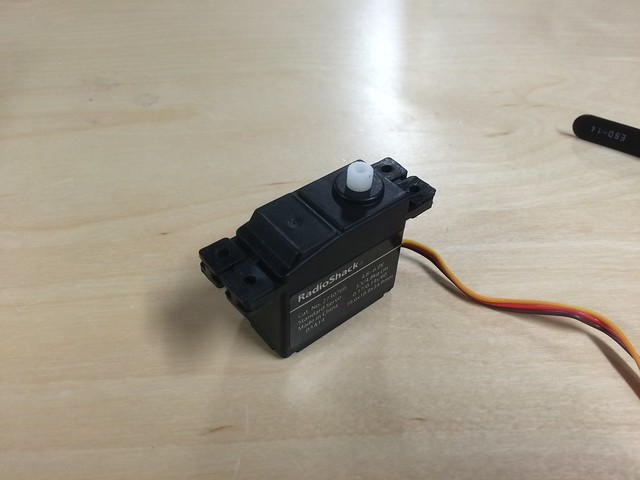 Common Hobby Servo