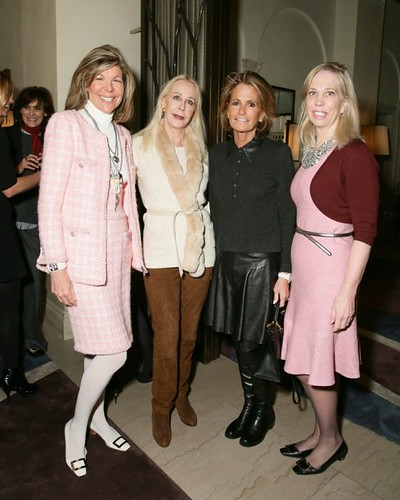 Jamee Gregory, Barbara Bancroft, Grace Meigher, Martha Glass