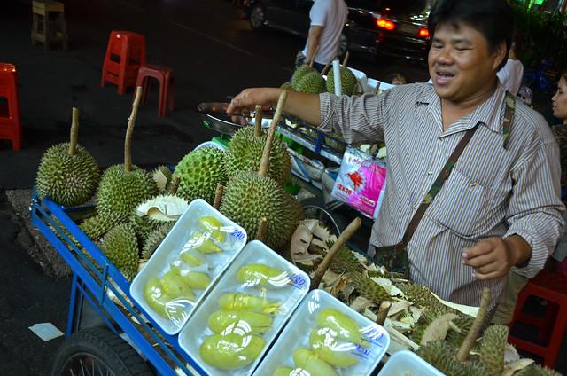 Venta de durian