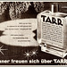 Harald Haefker posted a photo:	1960 german ad - © - all images and posts are for educational purposes and are under copyright of creators and owners - So I do not give permission to copy or repost or link this photo - further information on my profile© - Harald Haefker Collection
