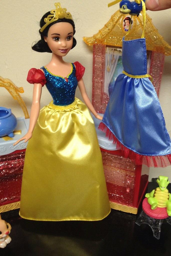 Snow White Kitchen Playset