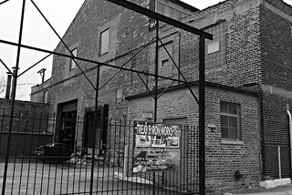 Old Factory Building - Chicago - 21 Feb 2015 - 044