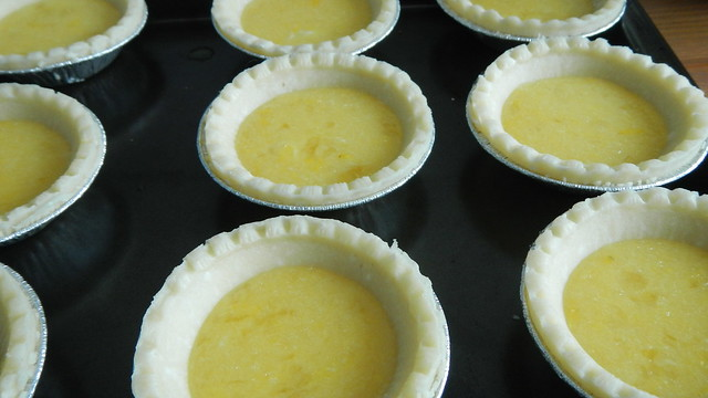 Cheater Lemon Tarts 8