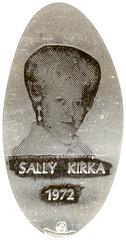 Sally Kirka on elongated cent