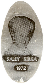 Sally Kirka on elongated cent