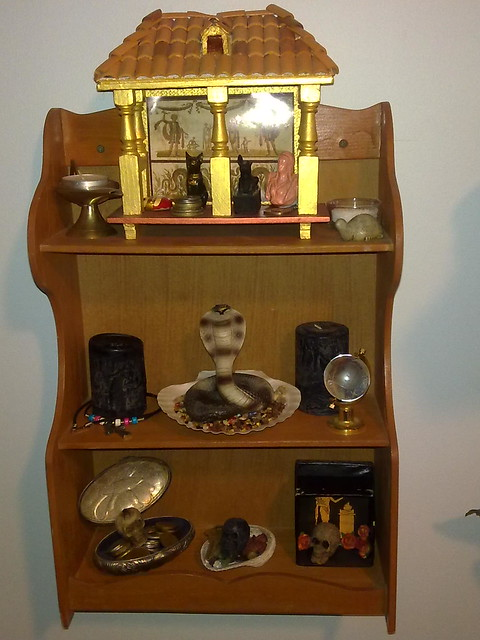 Lararium & Assorted Shrines
