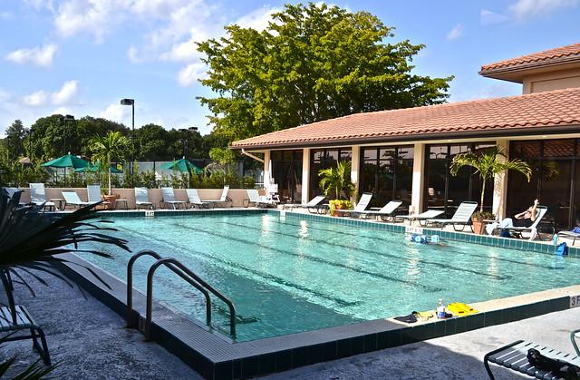 PGA National Resort and Spa - lap pool