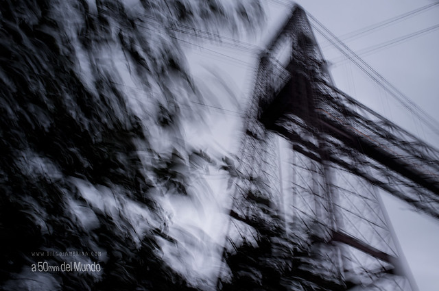 Lluvia, viento y acero