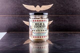 Milk and Cookies Jar