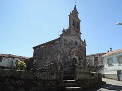Iglesia de San Salvador de Brigos