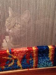 Weaving help