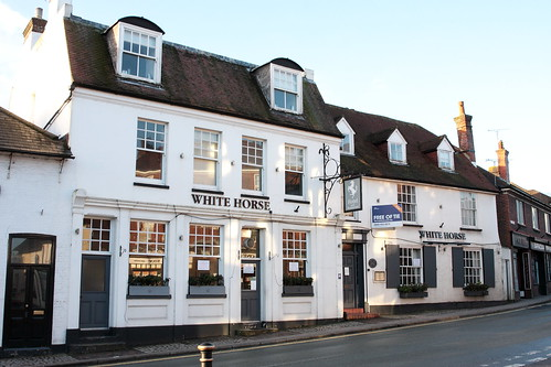 White Horse Hotel Storrington West Sussex UK