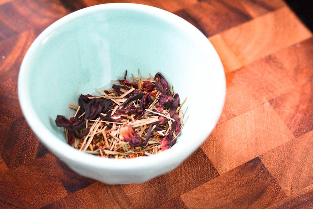 jamaican rooibos tea