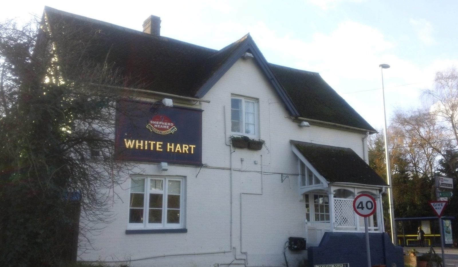White Hart, Cuxton