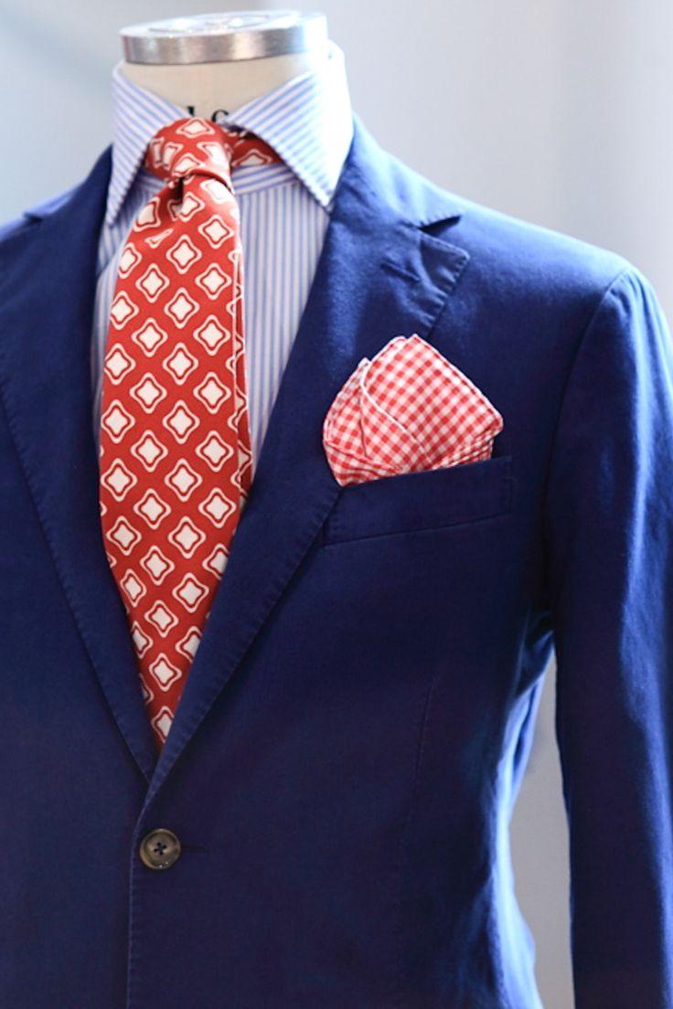 Cách phối màu sơ mi, caravat, vest kiểu cổ điển để trở thành quý ông Hollywood 1
