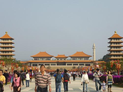 Ta-Kaohsiung-Nouvel An-Temple Foguanshan (15)