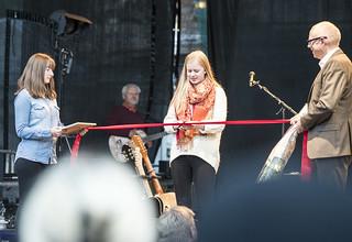 Opening ceremony Stortorget 120914 - 14