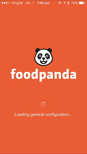 food panda sg