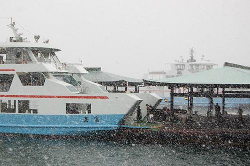 Miyajima Matsudai ferry