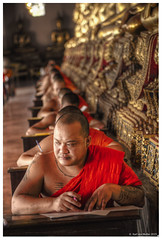 Thailand: Monks tested