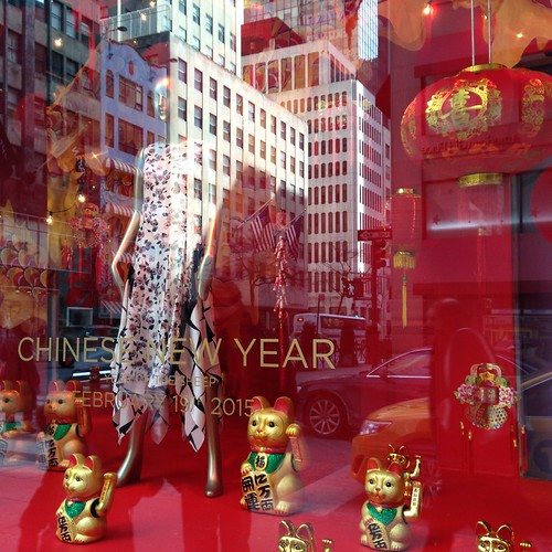 Chinese New York 2015, NYC. Nueva York
