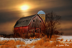 Winter Barn # 29
