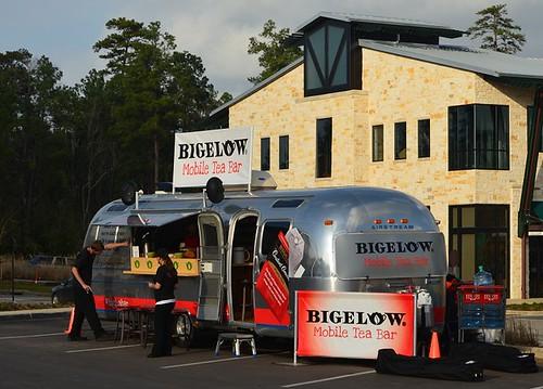 The Bigelow Mobile Tea Bar 2015