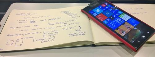 Design Thinking with Lumia