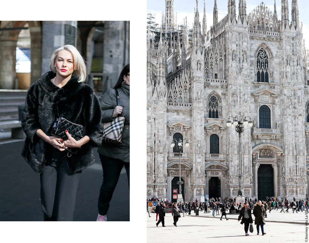 Milan Fashion Week, Day 1