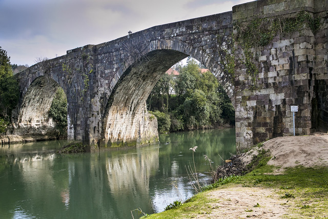 Puente Viejo, Puente Arce