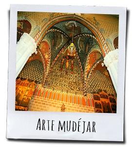 Mudejár, een veel voorkomende kunstvorm in de regio Aragon