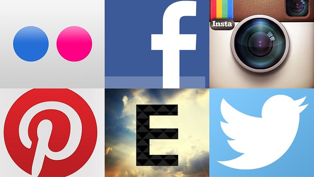 Top 6 Social Media