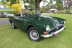 1966 Sunbeam Alpine Series V Roadster
