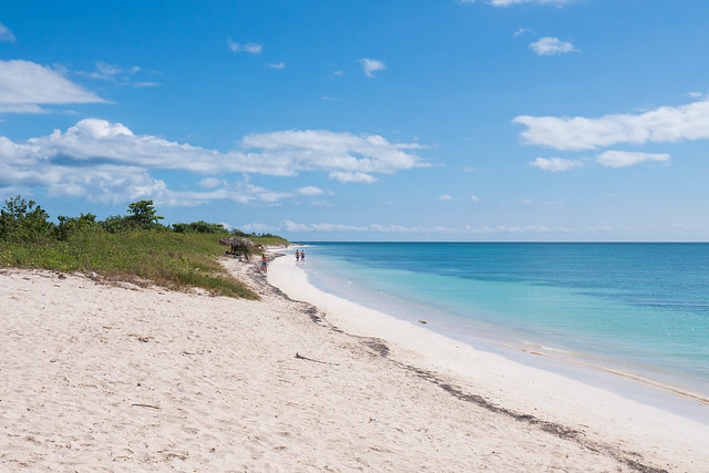 Playa Ancon, Trinidad, Cuba 5 of the best beaches in Cuba | Amazing beaches in Cuba that you must visit | 5 beaches to see while you are in Cuba | Cuba's most popular beaches | Have you been to any of these beautiful Cuban beaches?
