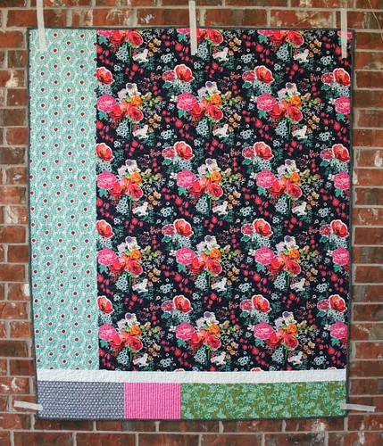 Fenced In Throw Quilt