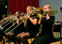 SYBB:s trombonsektion 2015