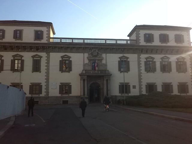 Palazzo del Capitano today