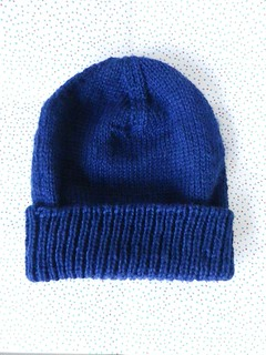 Purl Bee Christmas knitted hats