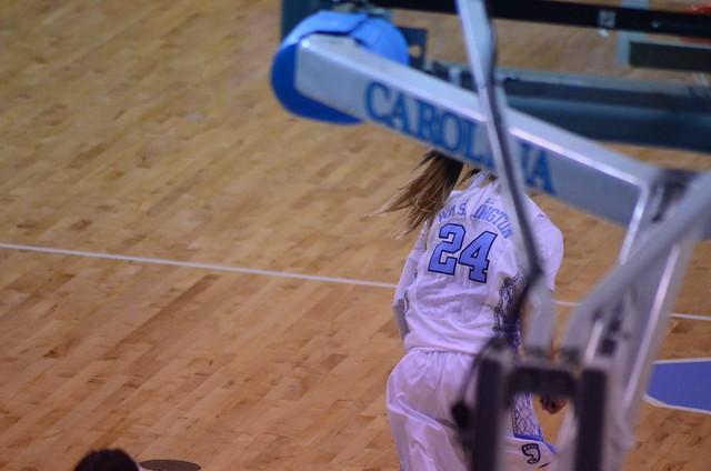 basketball: bc @ unc