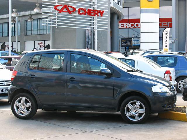 Volkswagen Fox 1.6 2007