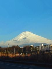 Mt.Fuji 富士山 2/27/2015